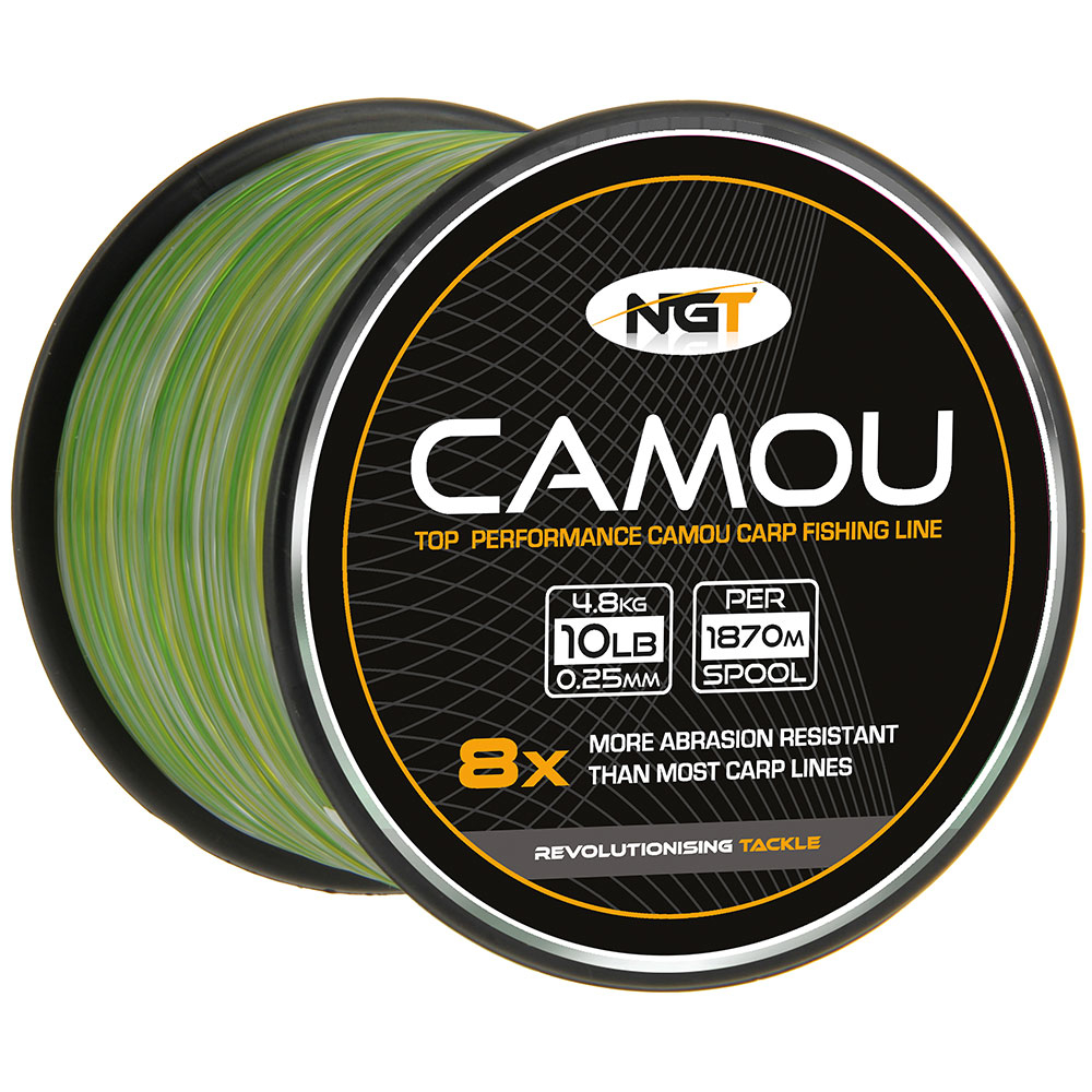 FL CAMO 10LB 1870M