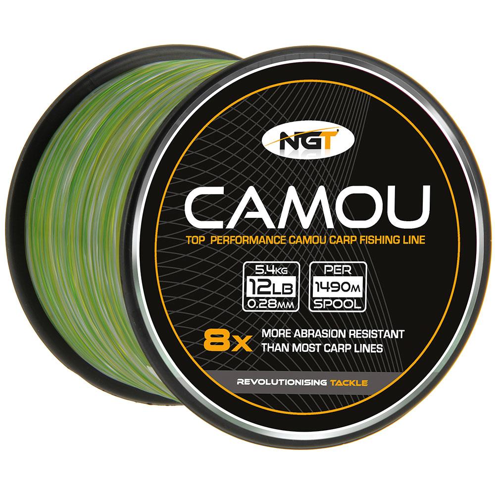 FL CAMO 12LB 1490M