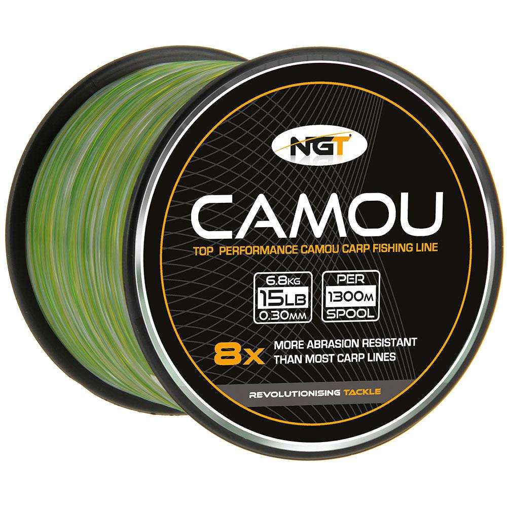 FL CAMO 15LB 1490M